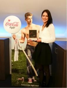 cola cola light man
