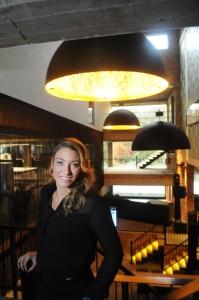 Yanina Wickmayer stelt Kaai16 voor