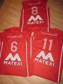 Matexi shirt Basket