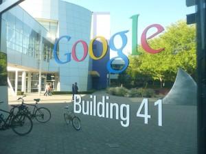 google hoofdkwartier