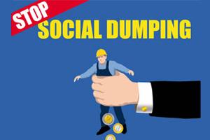 sociale dumping