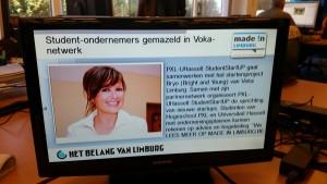 Made in Limburg op tv