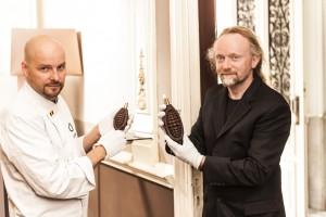 Patrick en Peter presentatie cocoa 2