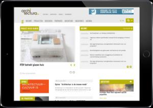 architectura building websites