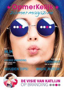 cover zomermagazine